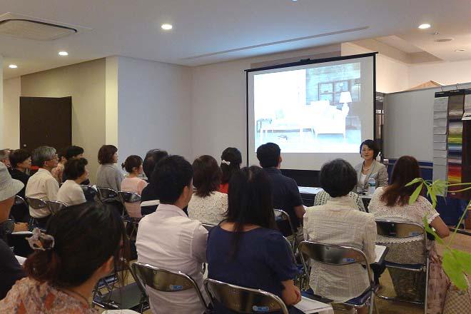 2013 阪急不動産主催 ジオタワー高槻インテリアセミナー