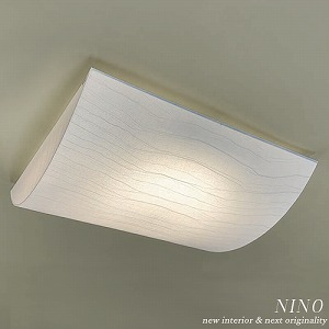 L-40-ARCH-デザイン和紙照明シーリング①
